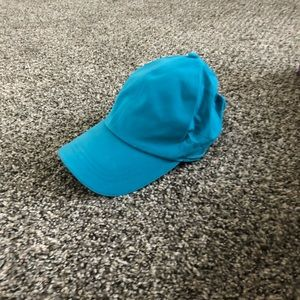 Lululemon Blue Baller Run Hat